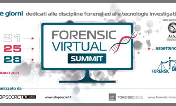 FORENSIC VIRTUAL SUMMIT 2021